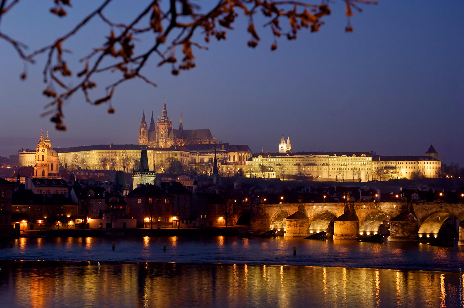 Dunkle Staedte - Prag | Dark Cities - Prague
