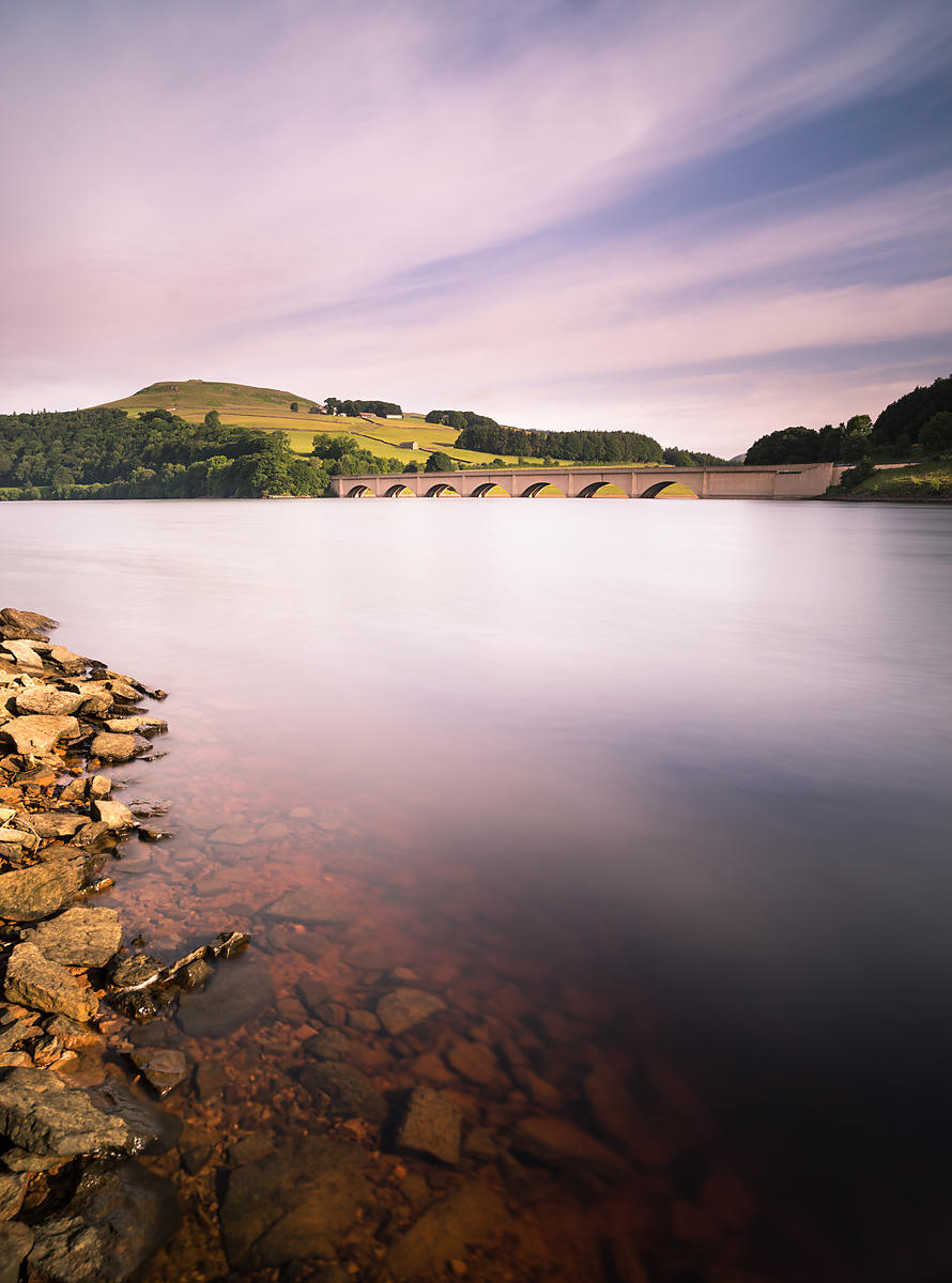 Ladybower morning