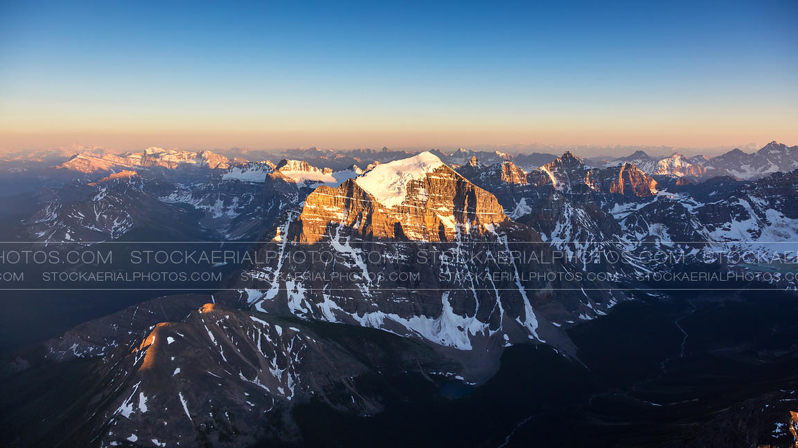 Mount Temple, Banff National Park