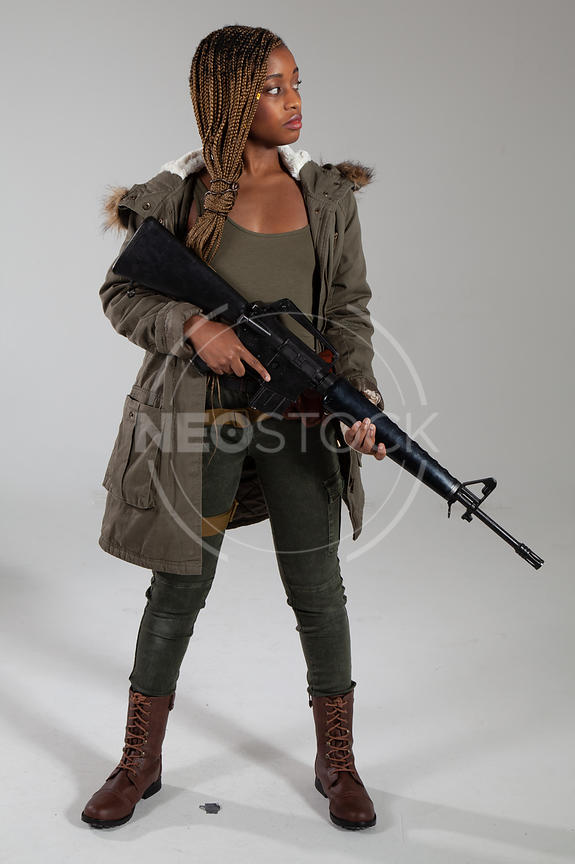 Yollanda Post Apoc Stock Photography
