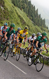 Yellow Jersey - Tour de France 2011