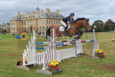 Sophie Beaty and STANLY - CIC2* - Belton Horse Trials 2014