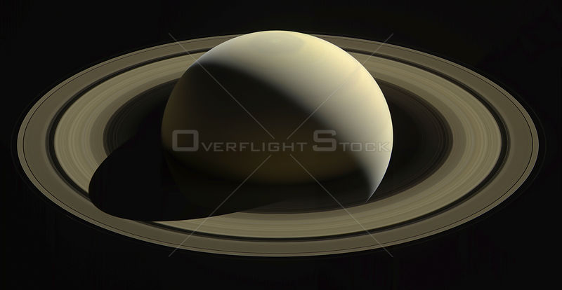Cassini's Final View Of Saturn Before Grand Finale