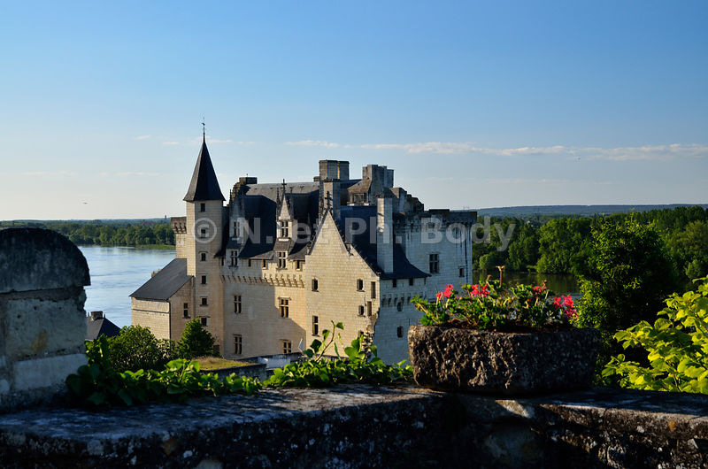 FRANCE, MAINE ET LOIRE, MONTSOREAU//France, Maine Et Loire, Loire Valley, VCastle Of Montsoreau