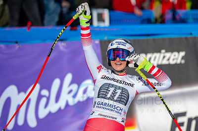 Ladies' Downhill Garmisch Partenkirchen