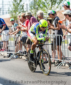 The Cyclist Peter Sagan - Tour de France 2015