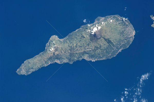 ABOARD THE INTERNATIONAL SPACE STATION -- 18 June 2013 -- The island of Pico - the second largest of the Portuguese Azores in...