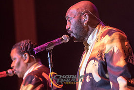The Temptations at the BIC Bournemouth