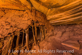 Ancestral Puebloan Ruin in Road Canyon in Bears Ears National Monument