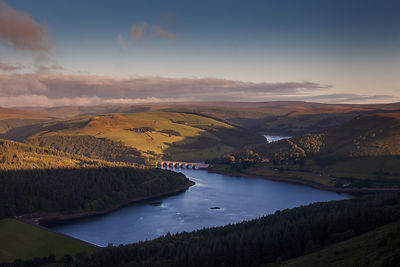 Ashopton Bridge Ladybower