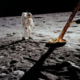 Apollo 11 - Buzz Aldrin 6