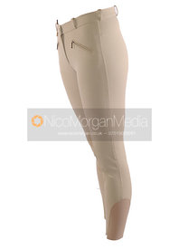 Stock image - Beige equestrian breeches and jodhpurs