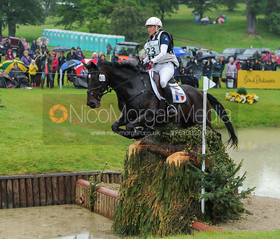 Gwendolen Fer and ROMANTIC LOVE - Bramham 2015