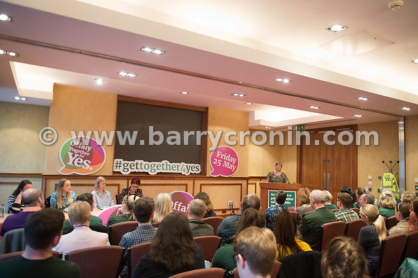 NO REPRO FEES - 14th May, 2018. Pictured at Tullamore Court Hotel is guest speaker Marcella Corcoran Kennedy TD.Orla O'Connor...