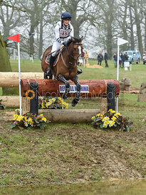 Bubby Upton and FERNHILL ROCK STAR - CIC***