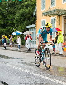 The Cyclist Lieuwe Westra - Tour de France 2014