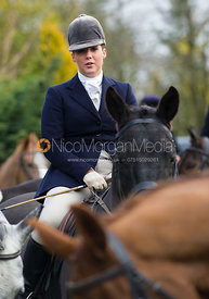 The Quorn Hunt at John O' Gaunt 9/11/12