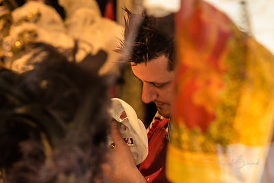 Venitian Mask Maker @ Work