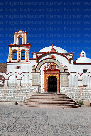 San Benito church, Potosi, Bolivia