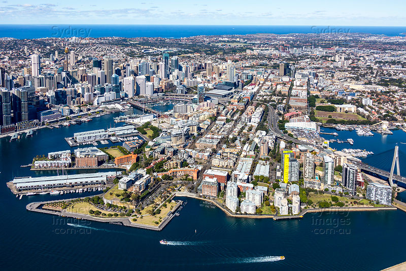 Pyrmont and Darling Harbour