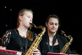 Methodist Ladies' College Jazz Band