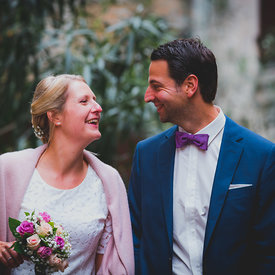 Mirjam and Daniel - Wedding in Vence