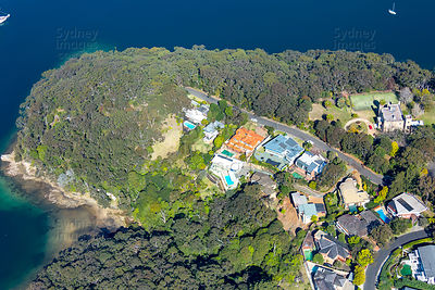 Castle Cove Aerial Photography