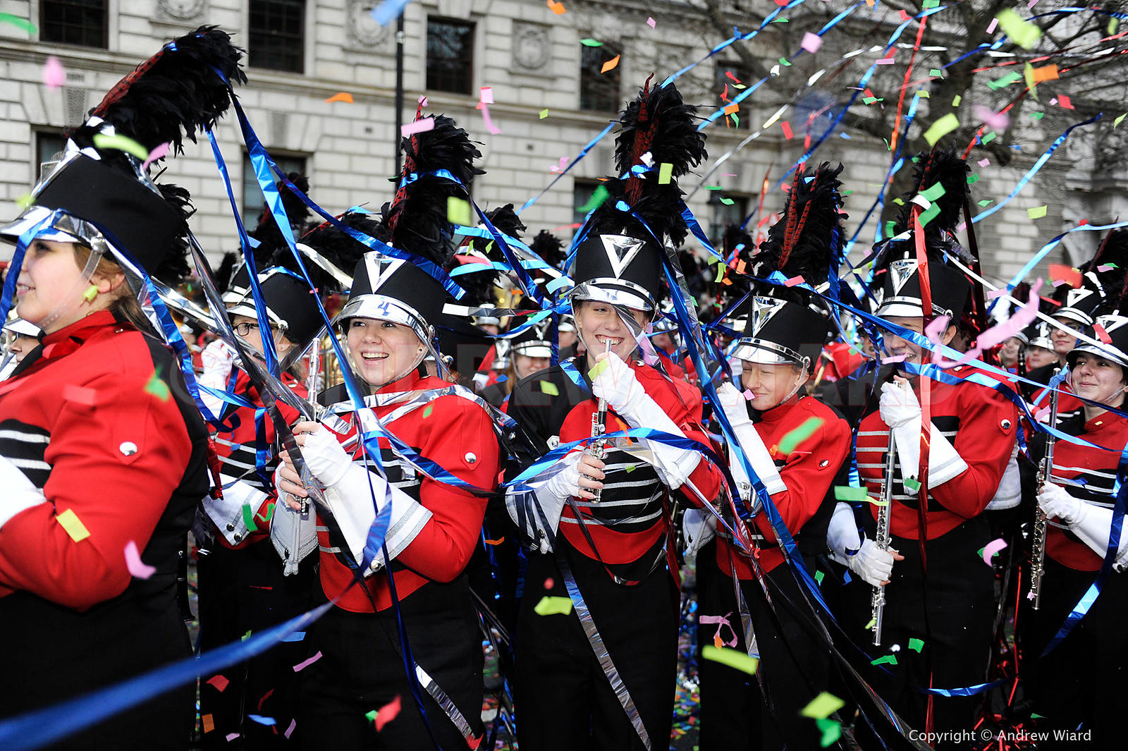 LNYPD - London New Years' Day Parade
