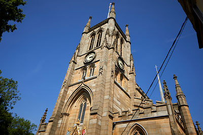 Cathedral Church of Blackburn Saint Mary the Virgin