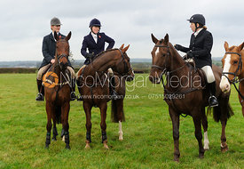 Tim and Caroline Edwards - Quorn at Barrowcliffe 1-11-13