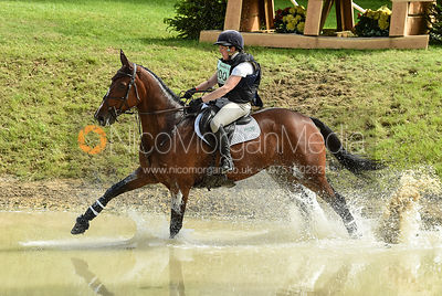 Katie Magee and DOLLARNEY, Equitrek Bramham Horse Trials 2018