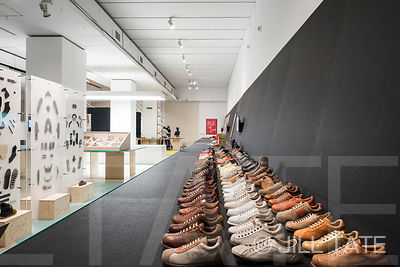 Camper: Life on Foot Exhibition | Client: The Design Museum