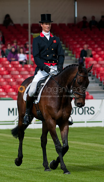 William Fox-Pitt and Macchiato