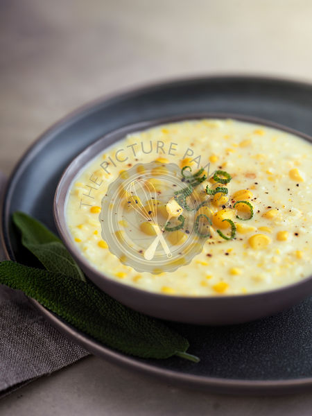 Sweet Corn Soup 2