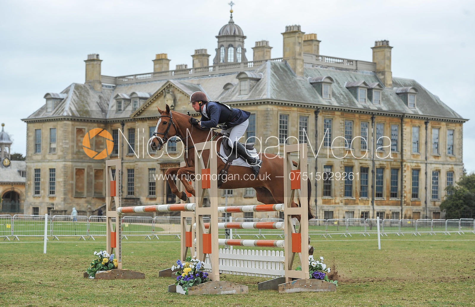 Matthew Wright and SHANNONDALE SHINAWIL - Belton Horse Trials