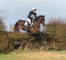 Willa Newton and MOONLIGHT DANCE S. Oasby (1) Horse Trials 2019