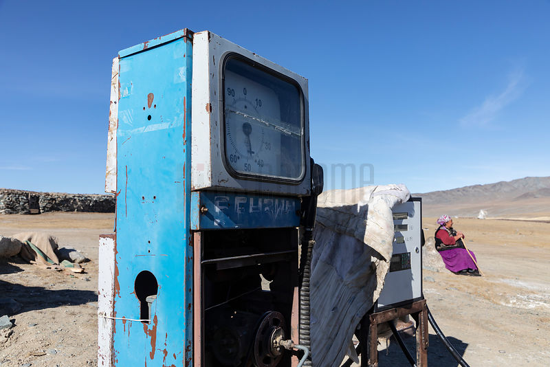 Fuel Pump in the Altai