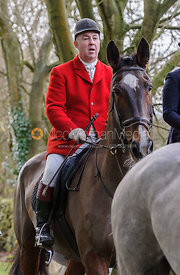 The Quorn Hunt at Poultney Farm