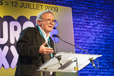 Bernard GUETTA au Colloque l'Europe XXL