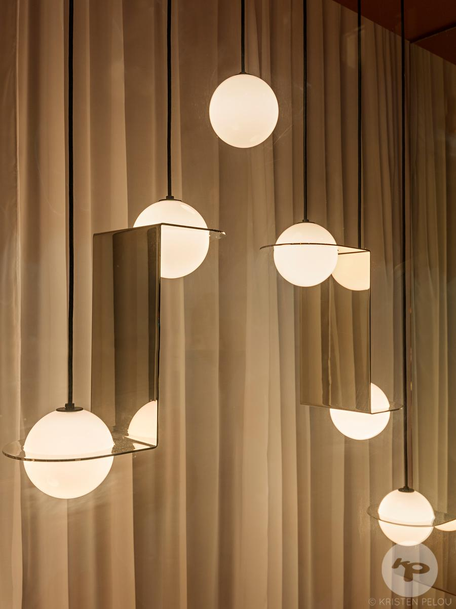 "Retail architecture photographer - Installation ""Reflecteurs"" par Lambert & Fils, The Conran Shop, Paris, France. Photo ©Kris..."