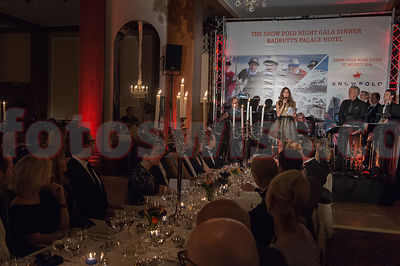 The Snow Polo Night Gala Dinner - Badrutt's Palace Hotel