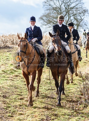 Micro Parrish at Croxton Park. The Belvoir Hunt at Eaton Grange 7/2