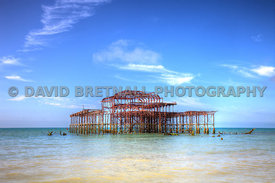 The Ruined West Pier