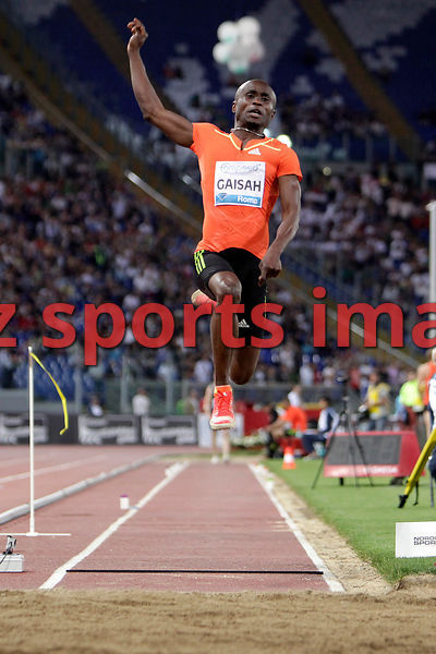 2012 Rome Golden Gala - Rome Diamond League.Long Jump Ignisious Gaisah GHA