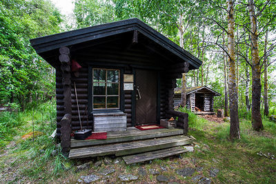 Reimikari Wilderness Cabin