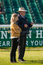 - dressage phase,  Land Rover Burghley Horse Trials, 30th August 2012.