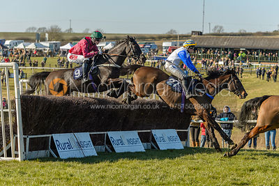 Race 5 - 9-year-olds and over - The Cottesmore at Garthorpe