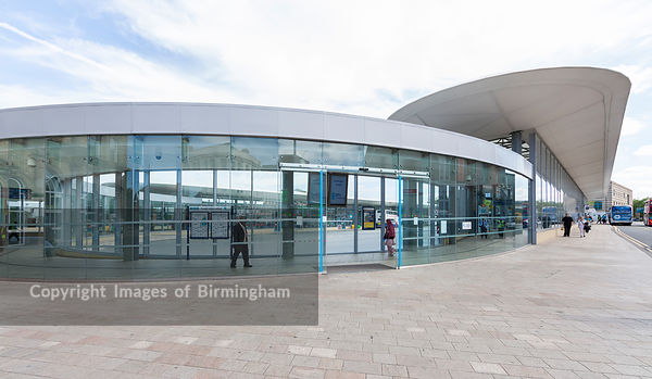 Wolverhampton Interchange Bus Station, West Midlands