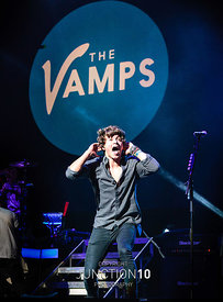 The Vamps, Birmingham, United Kingdom