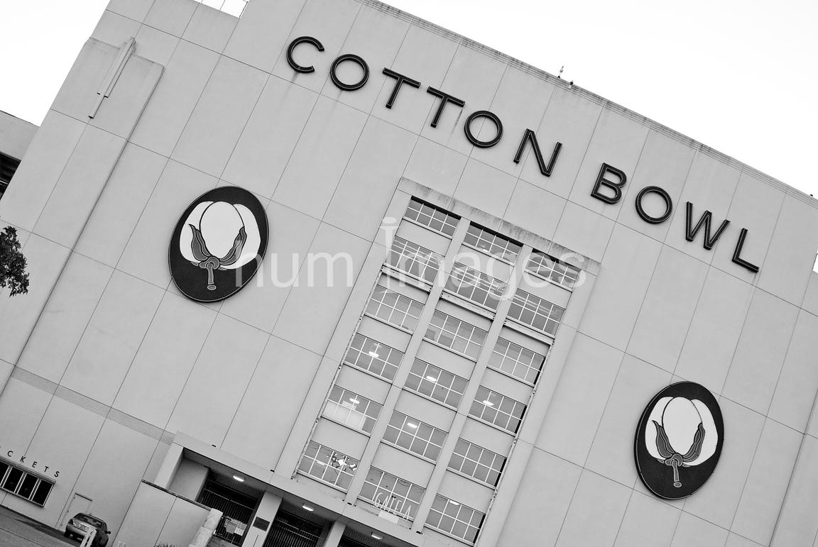 Dallas Stock Photos: Cotton Bowl at Fair Park